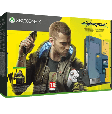 Xbox One X 1TB: Cyberpunk 2077 Special Edition Deals