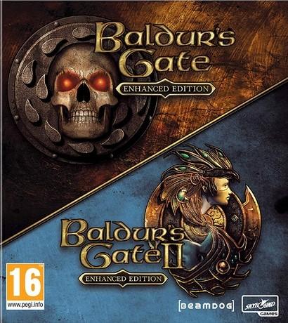 Baldur's Gate Enhanced Edition Collector's Pack