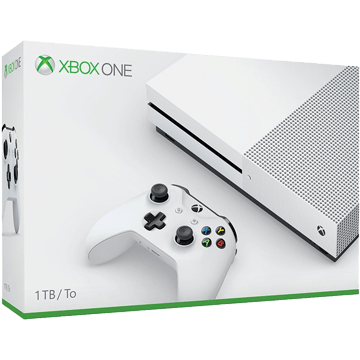 Xbox One S: 1TB Deals