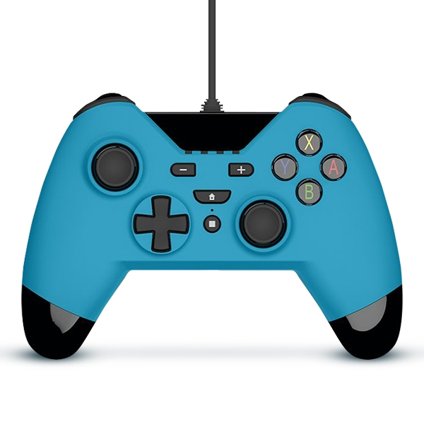 Gioteck WX-4 Wired Controller - Blue for Nintendo Switch Deals