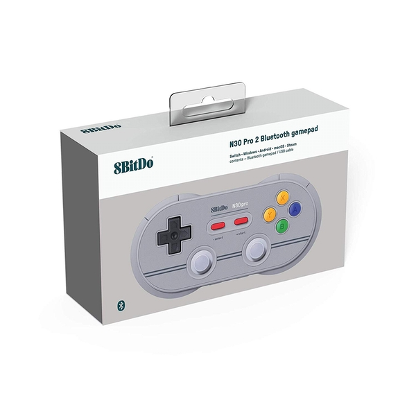 8Bitdo N30 Gamepad - Pro2 6 Edition for Nintendo Switch Deals