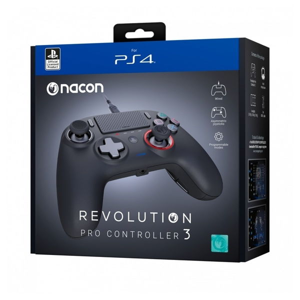 Nacon Revolution Pro Controller V3 for PS4 Deals