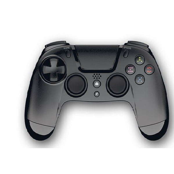 Gioteck VX-4 Wireless Controller - Black for PS4 Deals