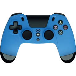Gioteck VX-4 Wired Controller - Blue for PS4 Deals