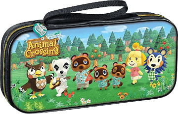 Animal Crossing: New Horizons Deluxe Travel Case for Nintendo Switch Deals