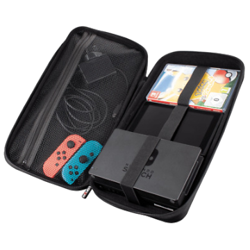 Venom Console Storage and Carry Case for Nintendo Switch Deals