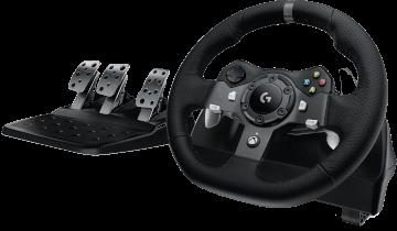 Logitech G920 Racing Wheel with Pedals Deals