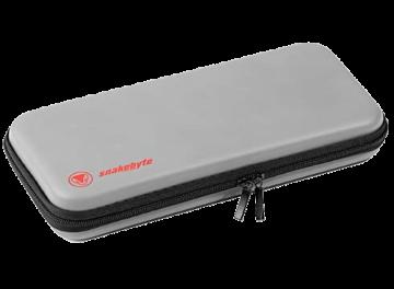 Snakebyte Travel Case - Grey for Nintendo Switch Deals
