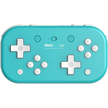 8Bitdo Lite Bluetooth Gamepad - Turquoise Edition for Nintendo Switch Deals