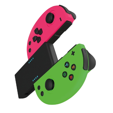Gioteck JC20 Controller - Pink and Green for Nintendo Switch Deals