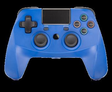 Snakebyte Gamepad Wireless Controller - Blue for PS4 Deals