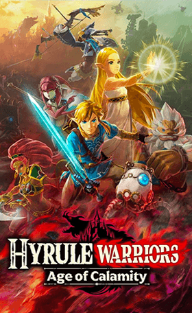 Hyrule Warriors Age Of Calamity Prices For Nintendo Switch Console Deals
