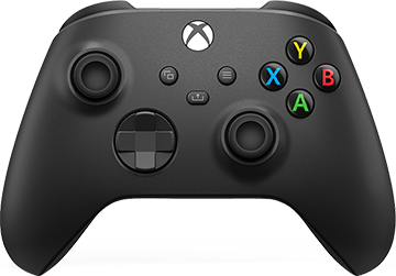 Xbox Series X | S Wireless Controller - Carbon Black