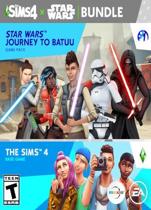 The Sims 4: Star Wars: Journey to Batuu
