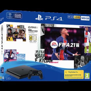 PS4 Slim 500GB: FIFA 21 Deals