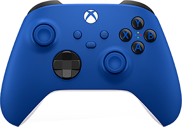 Xbox Series X | S Wireless Controller - Shock Blue