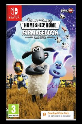 Shaun The Sheep: Home Sheep Home