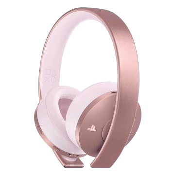 Sony PS4 Gold Wireless Headset - Rose Gold price comparison