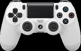 PS4 Dualshock 4 Controller: Glacier White Deals