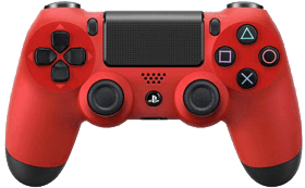 PS4 Dualshock 4 Controller: Magma Red Deals