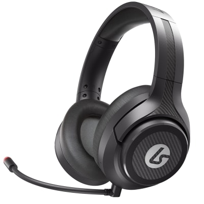 LucidSound LS15P Wireless Stereo Gaming Headset