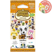 Animal Crossing amiibo Cards Pack - Series 2 Deals