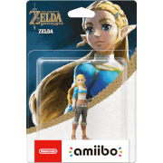 Zelda amiibo (The Legend of Zelda: Breath of the Wild Collection) Deals