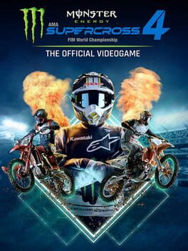 Monster Energy Supercross 4 - Prices & Deals