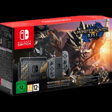 Nintendo Switch: Monster Hunter Rise Edition Deals