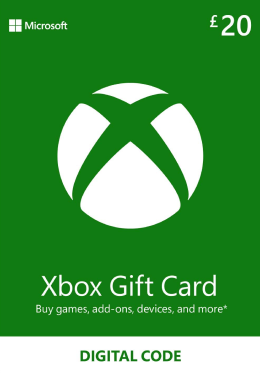 £20 Xbox Live Gift Card