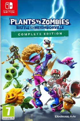 Plants Vs Zombies : Battle For Neighbourville Complete Edition