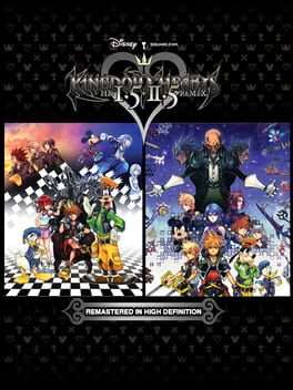 Kingdom Hearts HD 1.5 and 2.5 Remix
