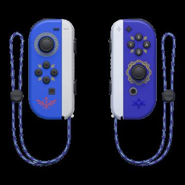 Nintendo Switch Joy-Con Controller Pair - The Legend Of Zelda: Skyward Sword Edition