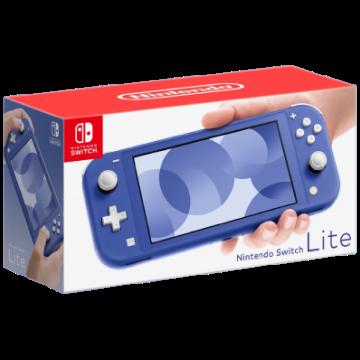 Nintendo Switch Lite: Blue Deals
