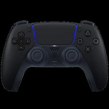PS5 DualSense Wireless Controller - Midnight Black