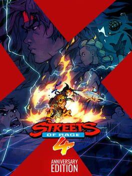 Streets of Rage 4: Anniversary Edition