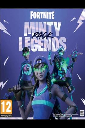 Fortnite: Minty Legends