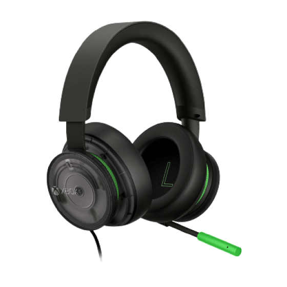 Xbox Stereo Wired Headset – 20th Anniversary Edition Deals