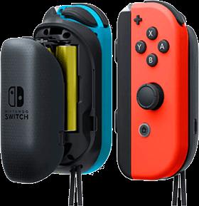 Nintendo Switch Joy-Con AA Battery Pack Pair Deals