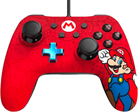 PowerA Wired Controller – Mario for Nintendo Switch Deals