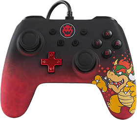 PowerA Wired Controller - Bowser for Nintendo Switch Deals