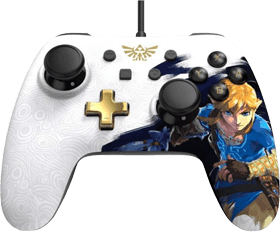 PowerA - Wired Controller - Link for Nintendo Switch