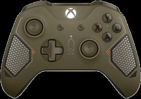 Xbox One Wireless Controller: Combat Tech Green Deals