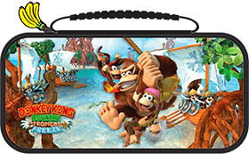 Donkey Kong Tropical Freeze Deluxe Nintendo Switch Travel Case Deals