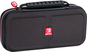 Nintendo Switch Deluxe Travel Case Black Deals