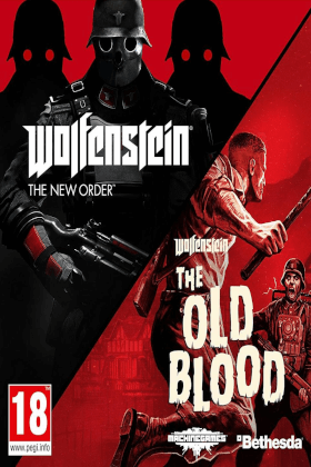 Wolfenstein the New Order/ Old Blood double pack