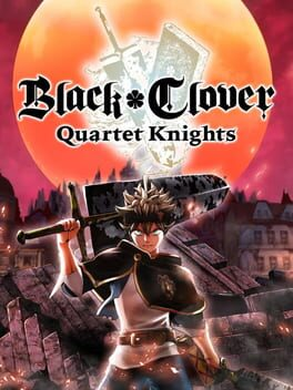 Black Clover Quarter Knights