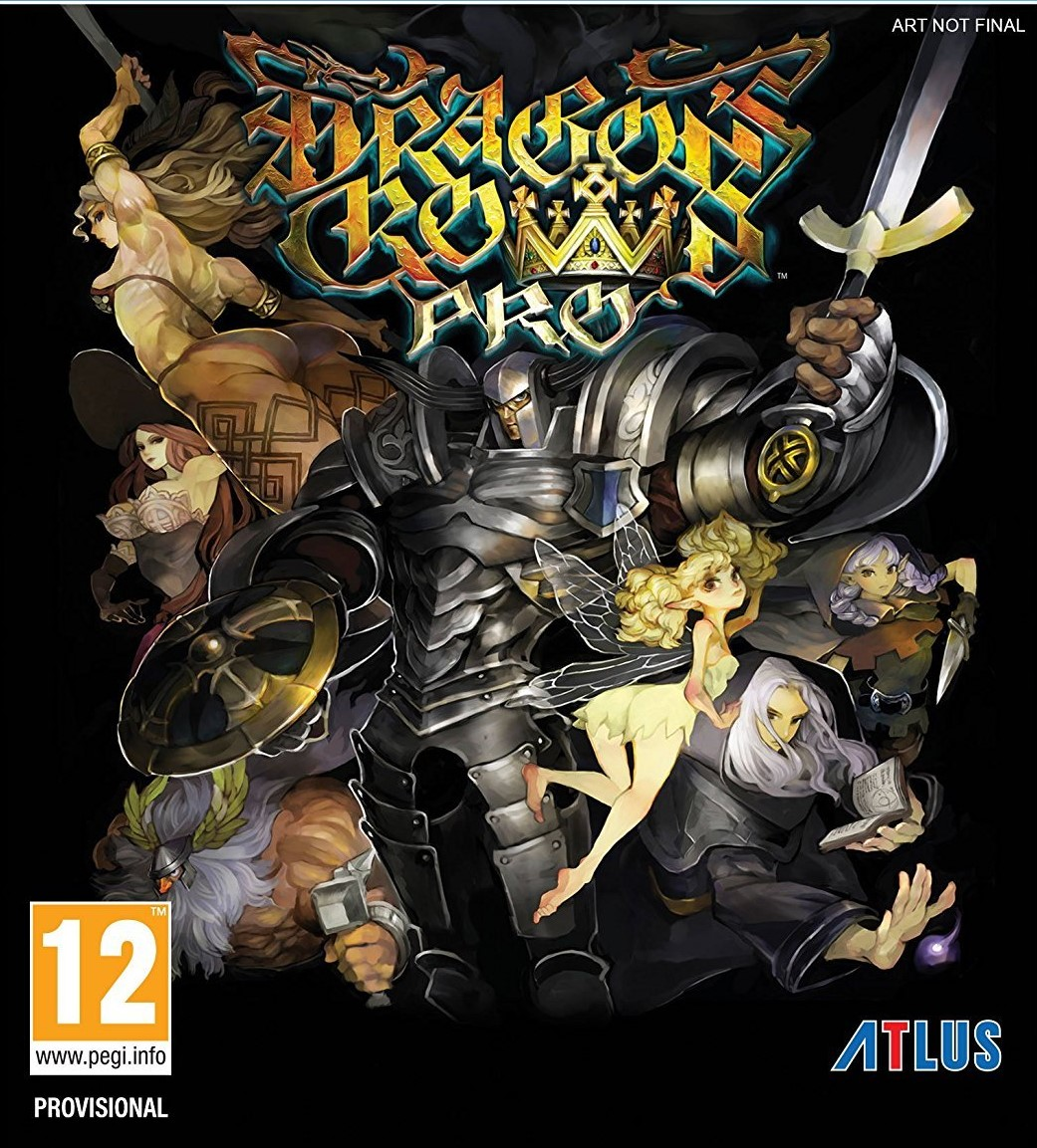 Dragon Crown Pro Battle Hardened Edition