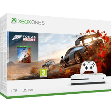Xbox One S 1TB: Forza Horizon 4 Deals