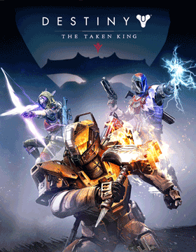 Destiny The Taken King - Legendary Edition